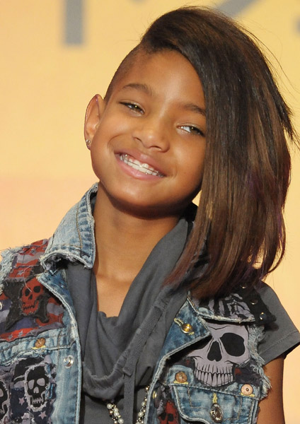 ago that Willow Smith,